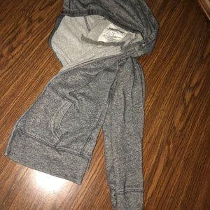 Express Sweaters - Express zip up hoodie